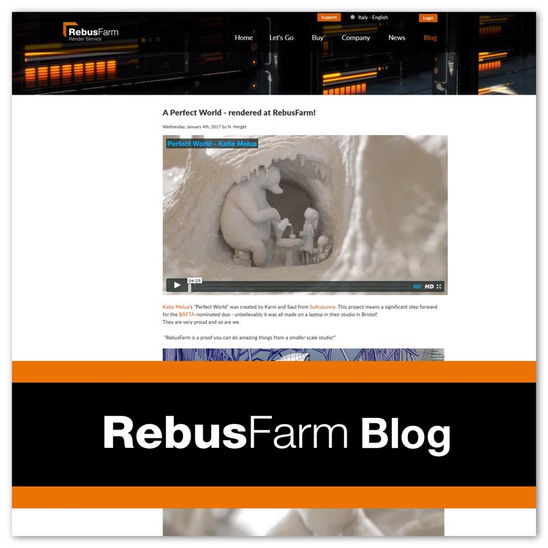 extract from the RebusFarm blog