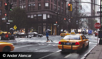 Ander Alencar New York 3D rendering