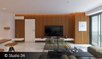 Image of Living Room by Studio 34